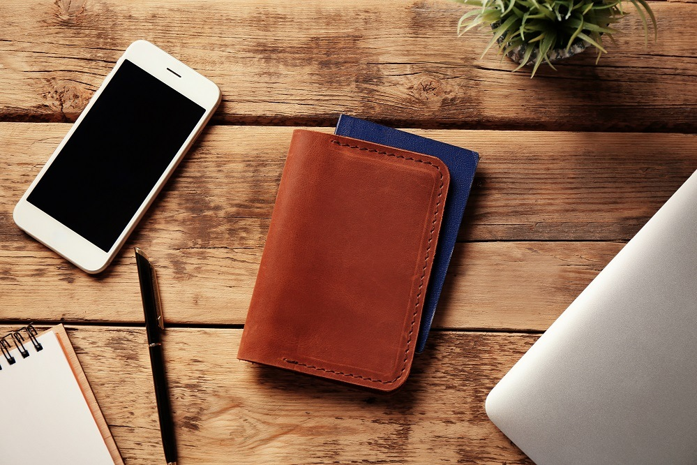 Villini Leather RFID US Passport Holder and Card Wallet Review